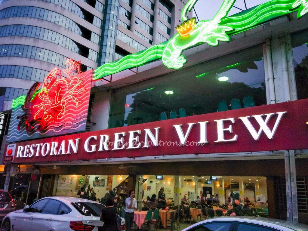 Restoran Green View in Petaling Jaya