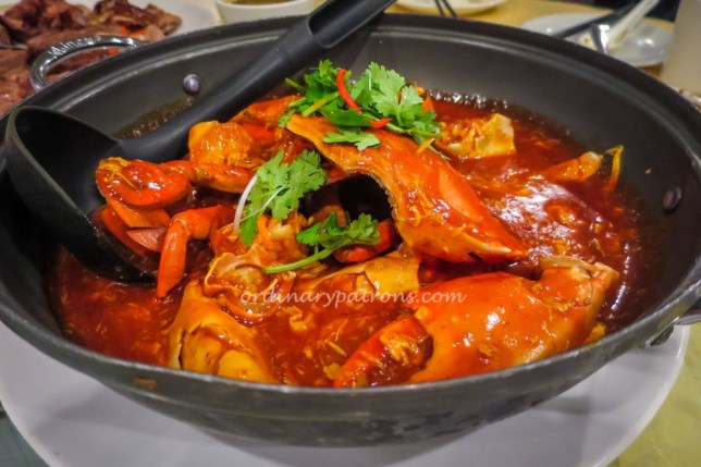Roland Restaurant Chilli Crab