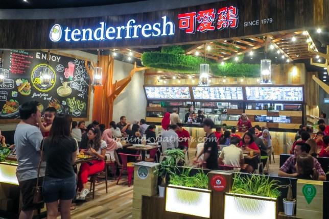 Our Tampines Hub Restaurant Tenderfresh Classic