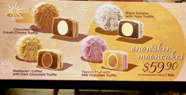 Cafe Mooncakes