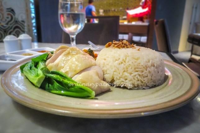 Chicken Rice at Katong V - Katong Kitchen