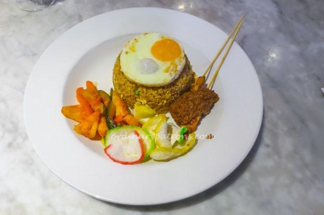 Nasi Goreng at Katong Kitchen