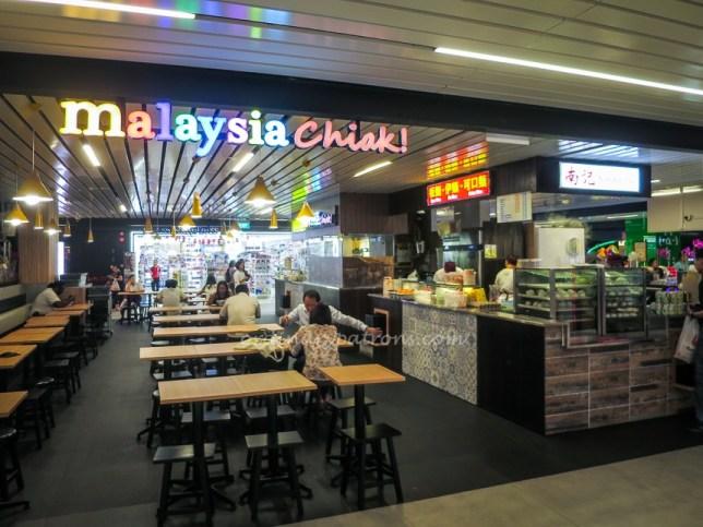 Malaysian Chiak SingPost