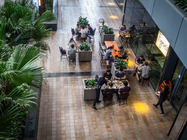 Fynn's - Modern Australia restaurant in Singapore