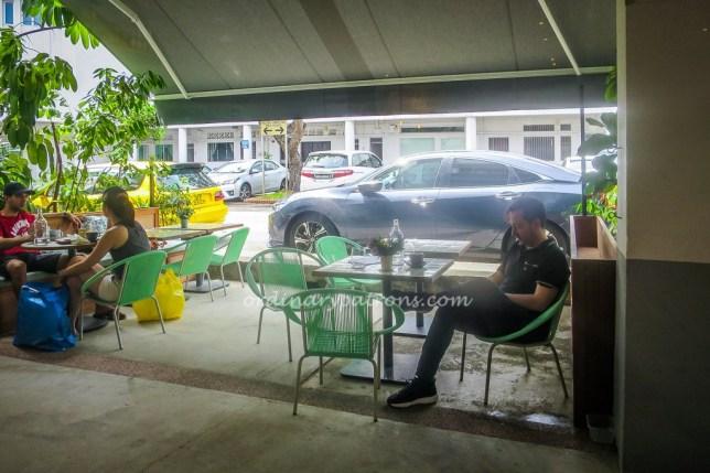 Merci Marcel Cafe Tiong Bahru