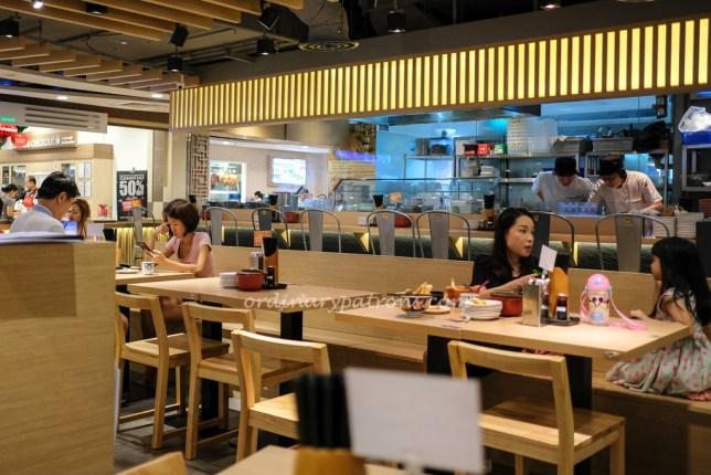 Tensho Japanese Tendon at Centrepoint
