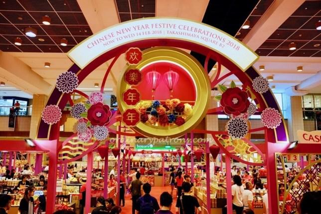 Takashimaya Food Fair