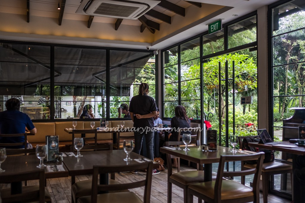 Canopy Garden Dining Menu & Canopy Garden Dining u0026 Bar | Bishan-Ang Mo Kio Park | The Ordinary ...