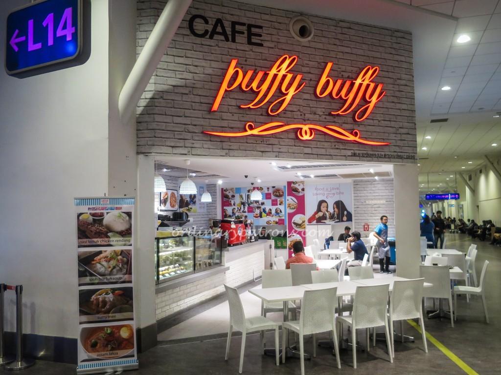 KLIA2 Puffy Duffy