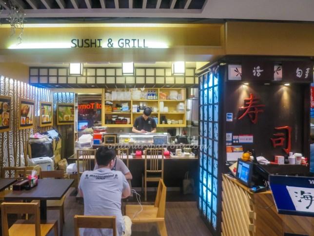 Plaza Singapura Sushi & Grill