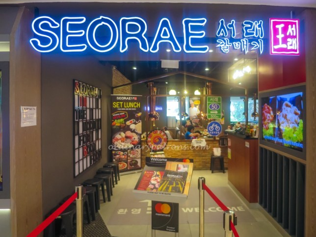 Seorae Korean Restaurant