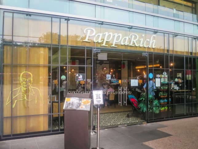 Plaza Singapura PappaRich