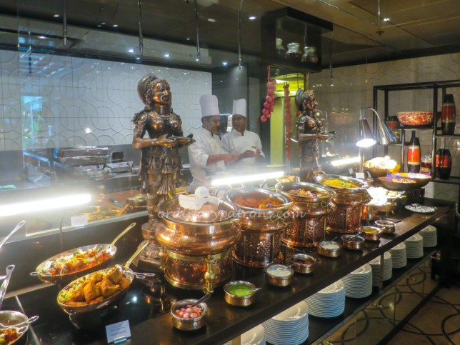 Tandoori at Colony Buffet