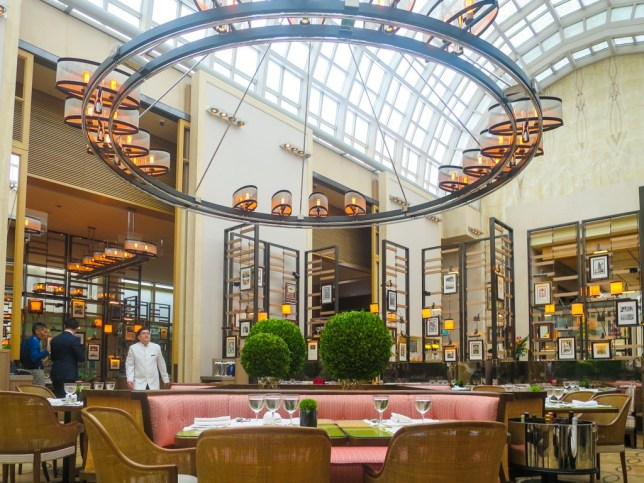 Colony Cafe The Ritz-Carlton Singapore