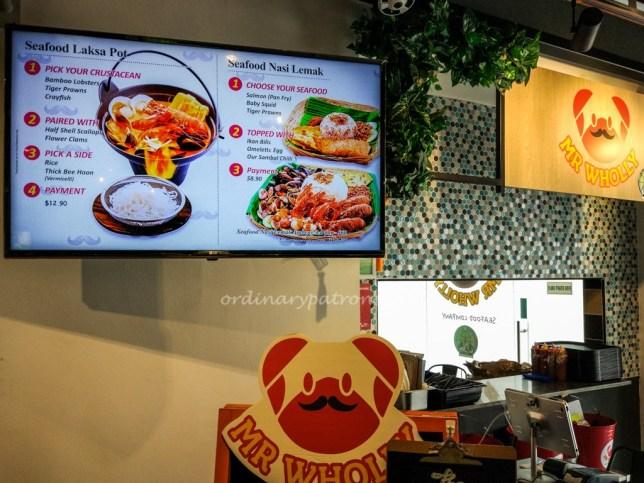 Bangkok Food Court Poke