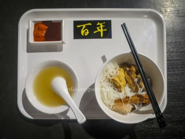 Bai Nian Niang Dou Fu Chai Chee