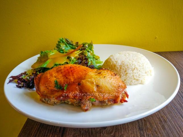 Grasso Lunch