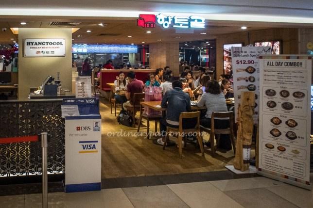 Hyangtogol Korean Restaurant