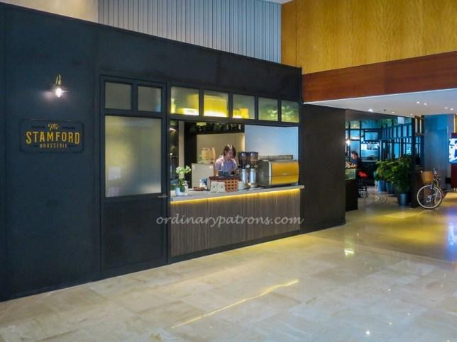 The Stamford Brasserie in Raffles City