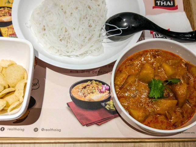 Real Thai Set Meal