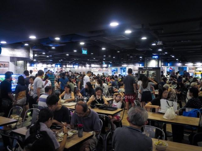 Food Court in Century Square