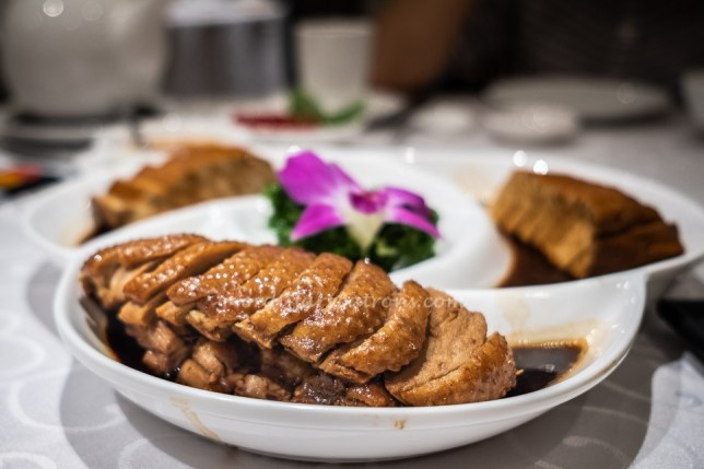 Famous Treasure Soy Sauce Braised Duck