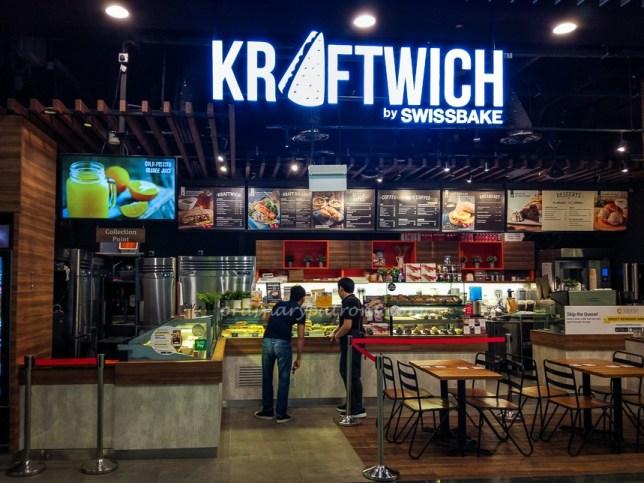 Kraftwich by Swissbake Marina One