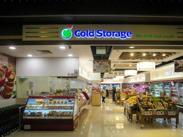 Marina One Cold Storage Supermarket