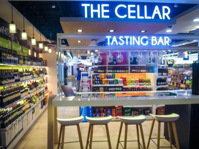 Cold Storage Supermarket at Marina One
