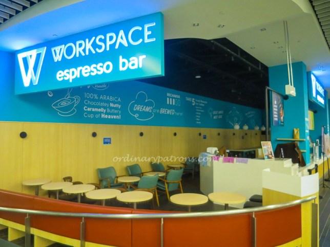 Workspace Espresso Bar
