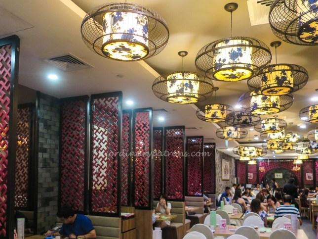 Mouth Restaurant Marina Square