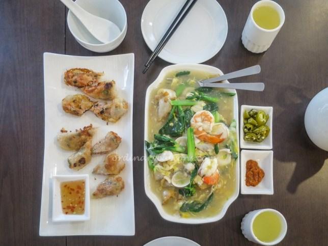Shao at Frankel, restaurants for family gathering