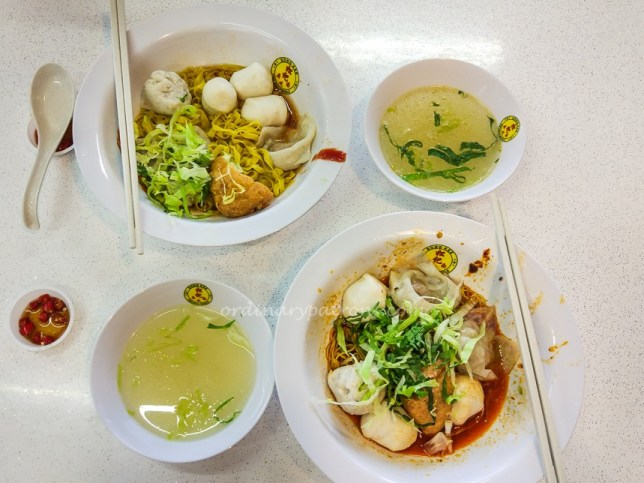 Song Kee - Best Fishball Noodle