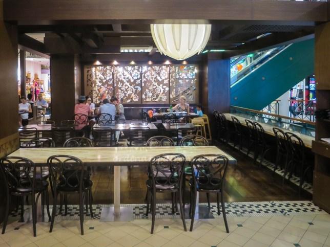 Caffe Beviamo Tanglin Mall