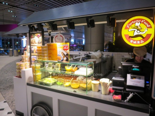 Changi Airport Terminal 4-Food Court