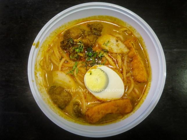 Laksaamana KL Style Curry Laksa