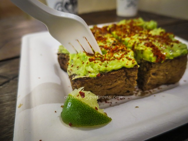 Choice Cuts Goods + Coffee Avo Toast