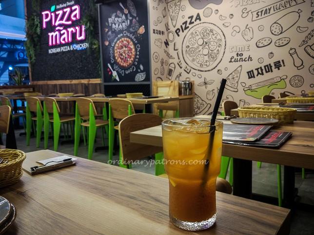 Pizza Maru Set Lunch