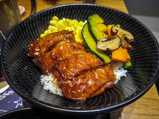 Yoshinoya Chicken Don