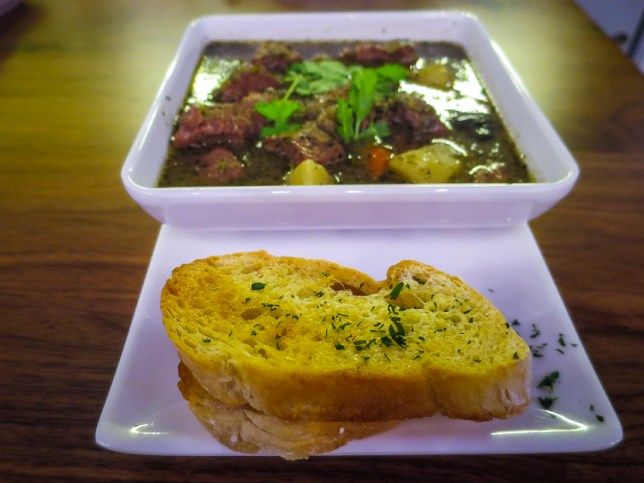 Black Fairy Coffee Beef Stew