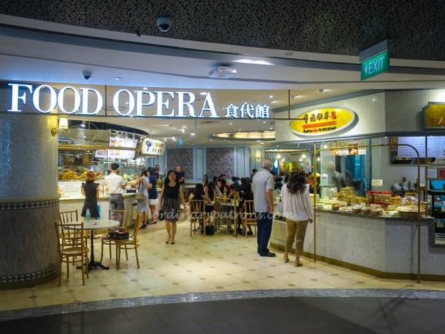 Food Opera Ion Orchard
