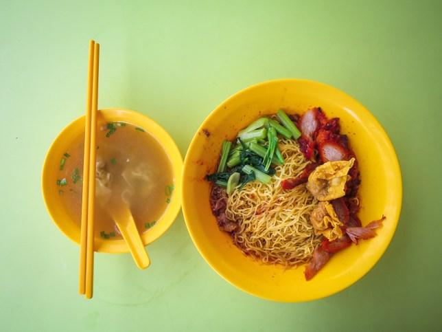 anjong Rhu Wanton Noodle