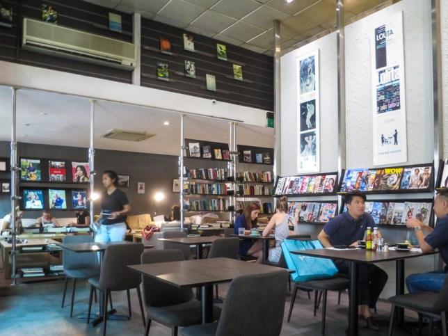 The Book Café