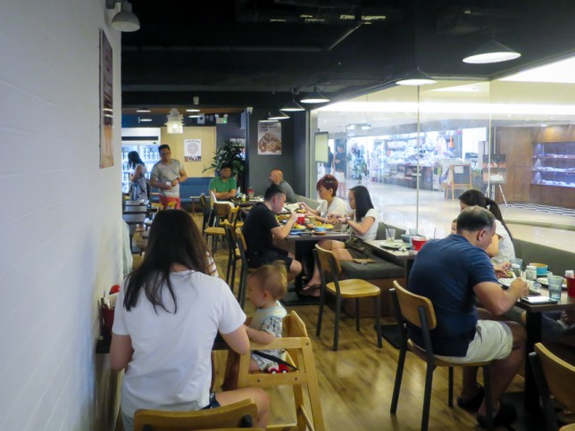 Group Therapy Coffee Katong Village