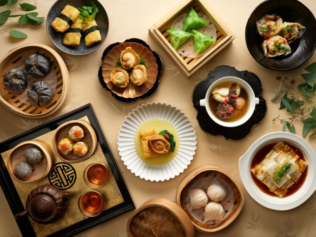 The Ultimate Weekend Dim Sum Brunch at Hai Tien Lo