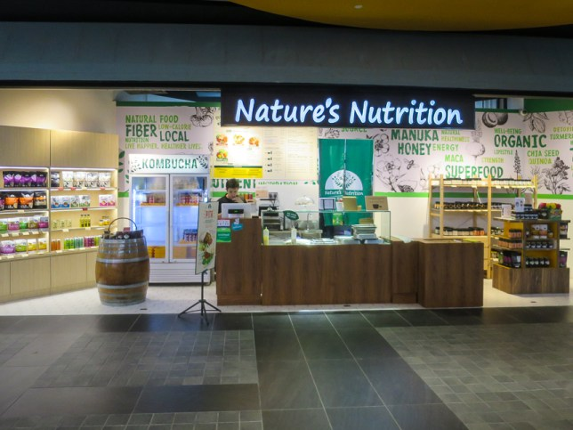 Nature's Nutrition #01-52