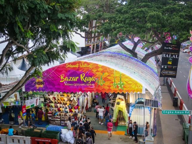 Bazar Raya Geylang Serai