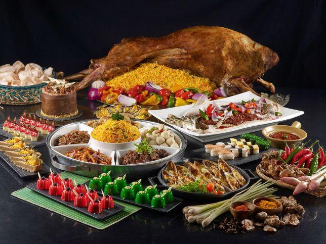 Sedap-licious Ramadan Buffet at Crowne Plaza Changi Airport