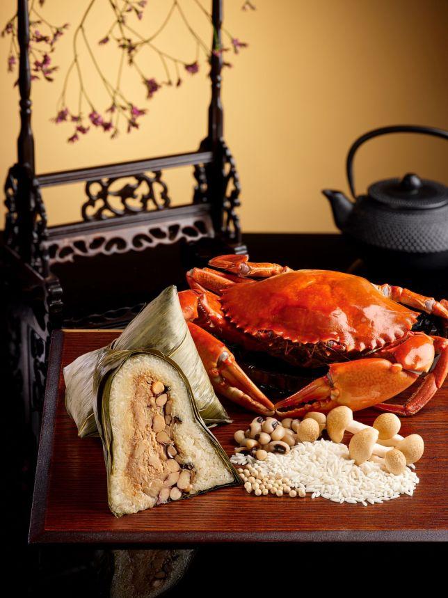 White Pepper Crab Dumpling
