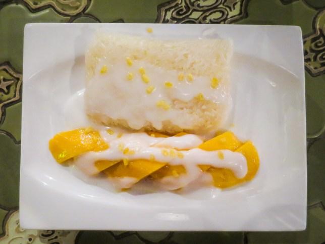 Thai dessert in East Coast Park Basil & Thyme